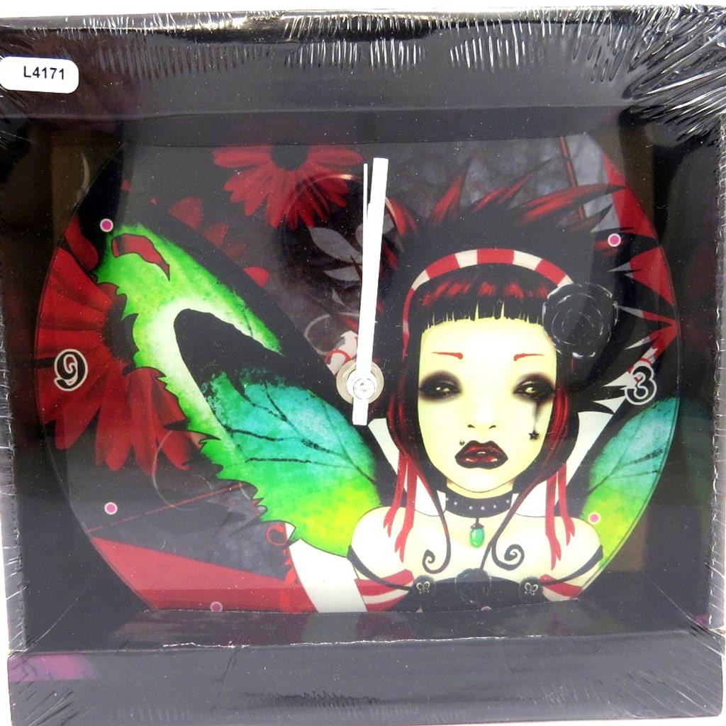 Horloge Murale \'Fairy Dreams\' 19 cm - [L4171]