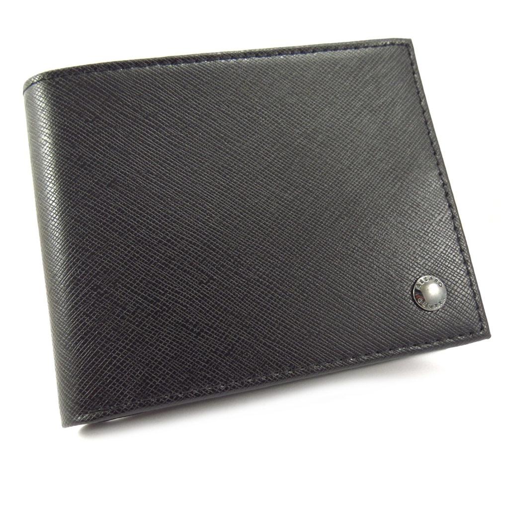 Porte-cartes italien \'Azzaro\' noir  - [K6246]