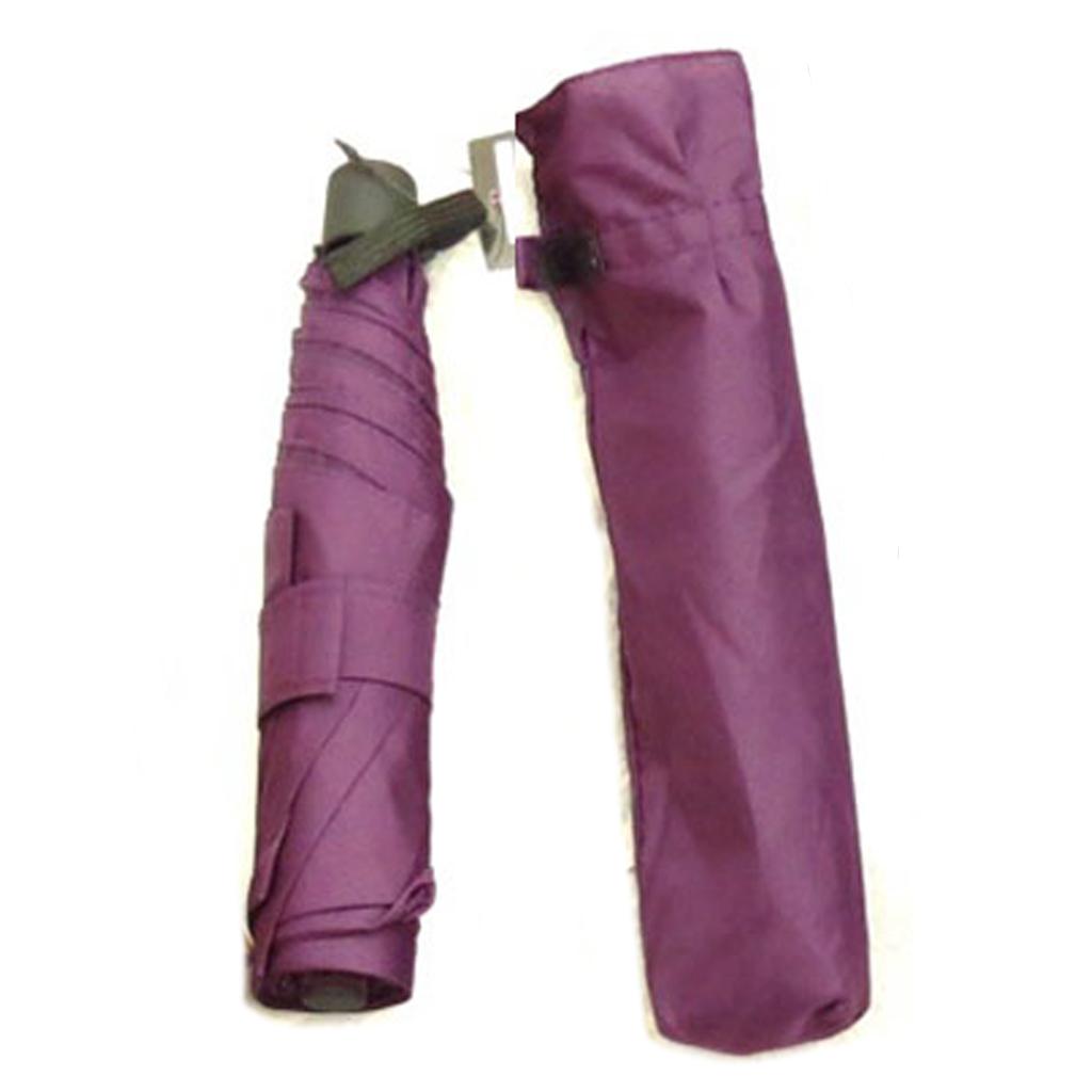 Parapluie Neyrat \'Le Crayon\' violet - 22x4 cm - [Q9038]
