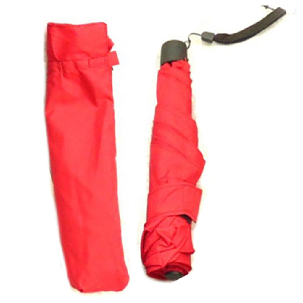 Parapluie Neyrat \'Le Crayon\' rouge - 22x4 cm - [Q9040]