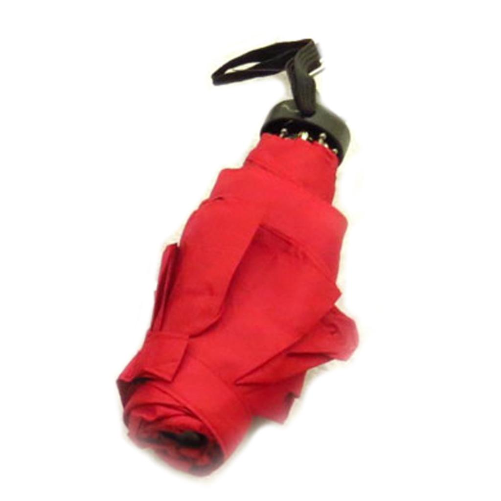 Parapluie Neyrat \'Coloriage\' rouge - 16x5 cm - [Q9049]