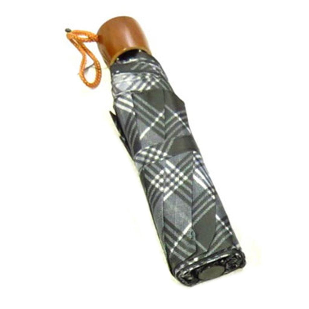 Parapluie Neyrat \'Coloriage\' gris - 23 cm - [Q9052]