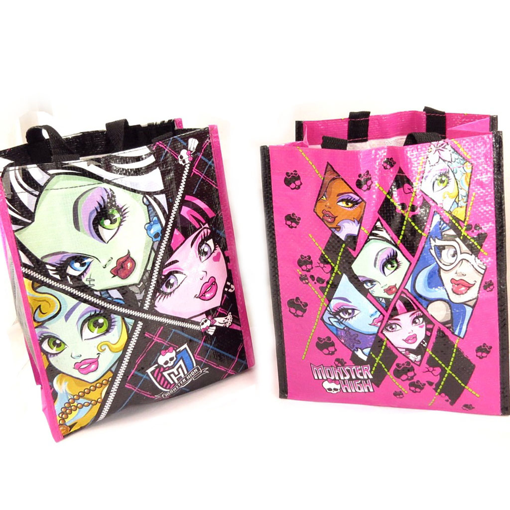 2 sacs shopping \'Monster High\' (PM) - [K8699]