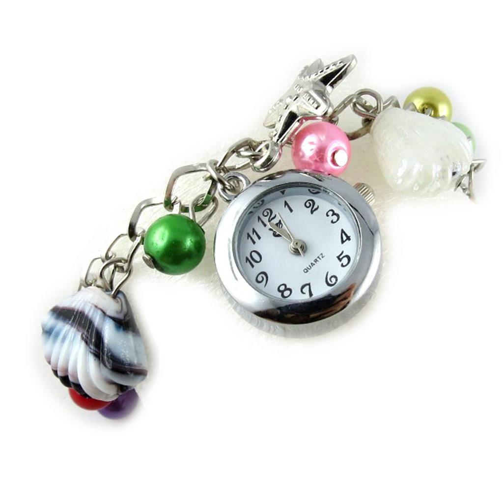 Montre bracelet \'Scarlett\' tutti frutti - [K8951]