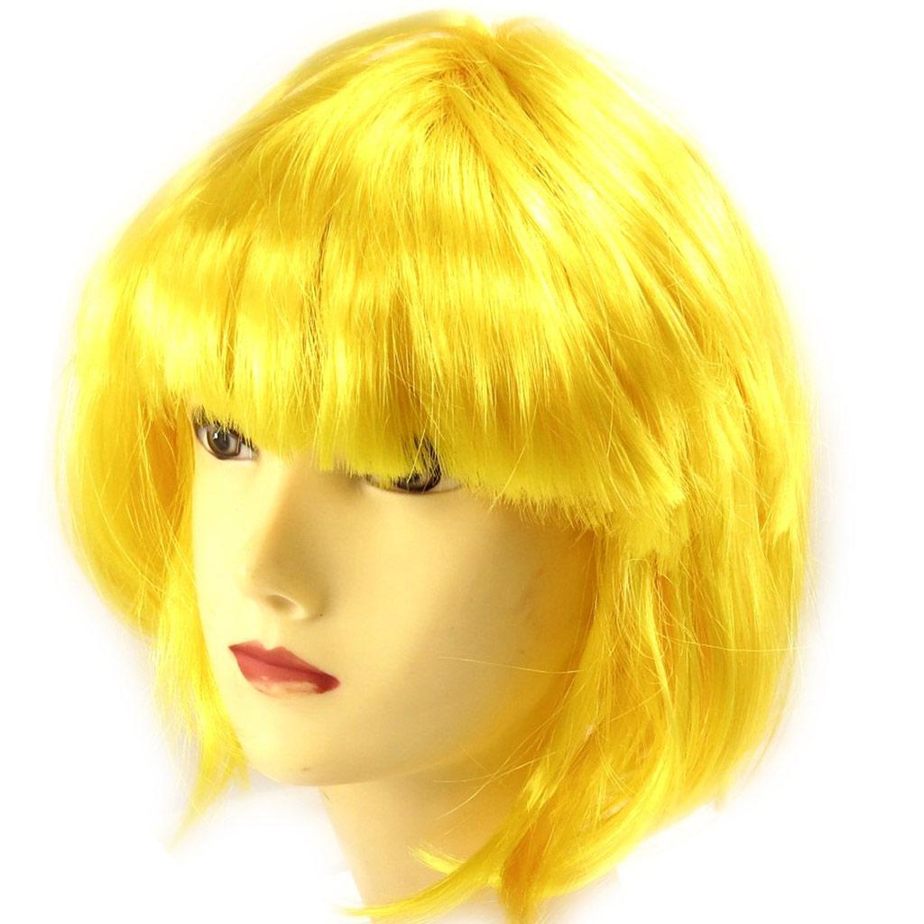 Perruque \'Pygmalion\' blond (30 cm) - [K9081]