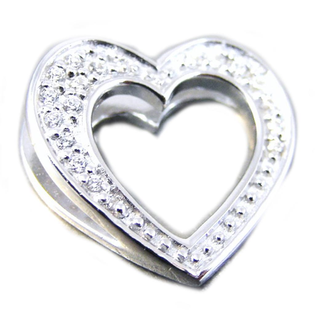 Pendentif Argent \'Love\'  - [G1203]