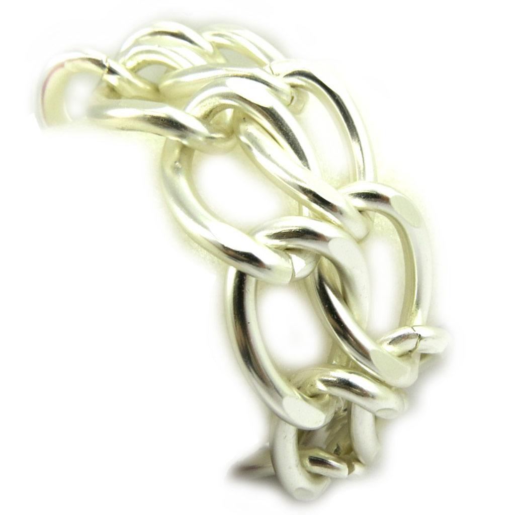 Bracelet Créateur \'Antica\' argenté  - [L6759]