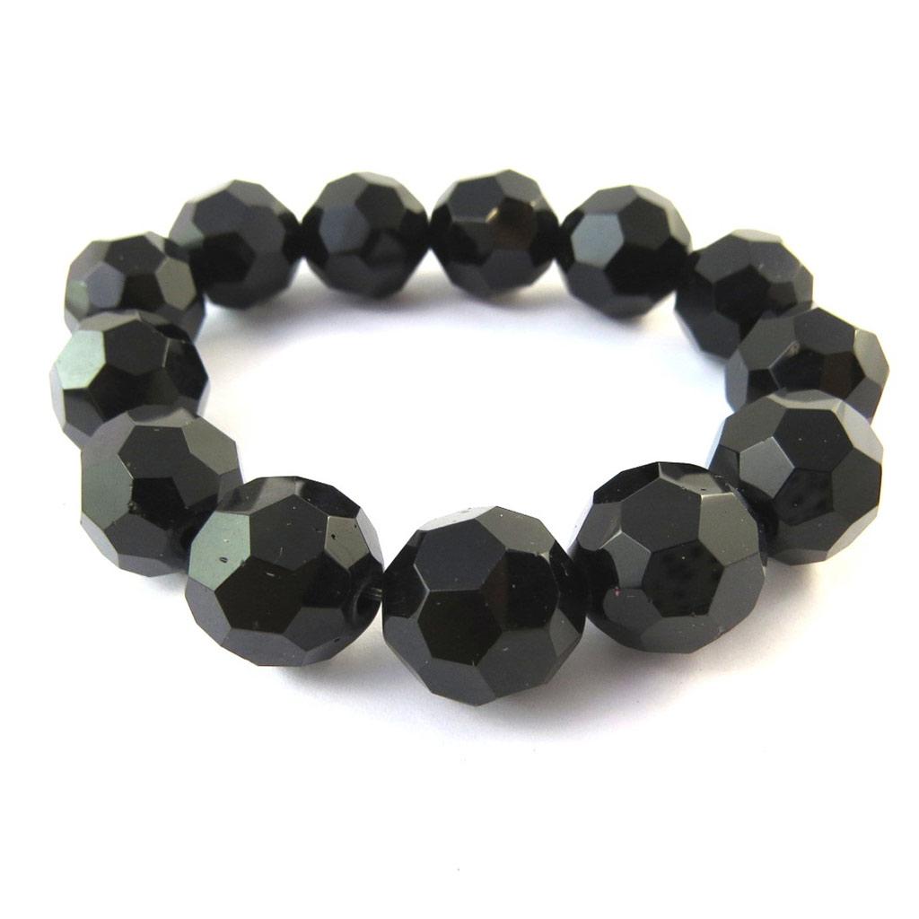 Bracelet \'Noir Sublime\' Noir  - [E3180]