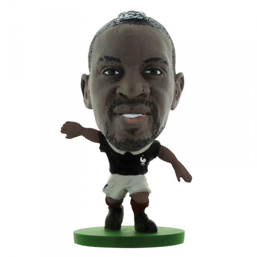Figurine football \'Mamadou Sakho\' FFF - Equipe de France - [N6382]
