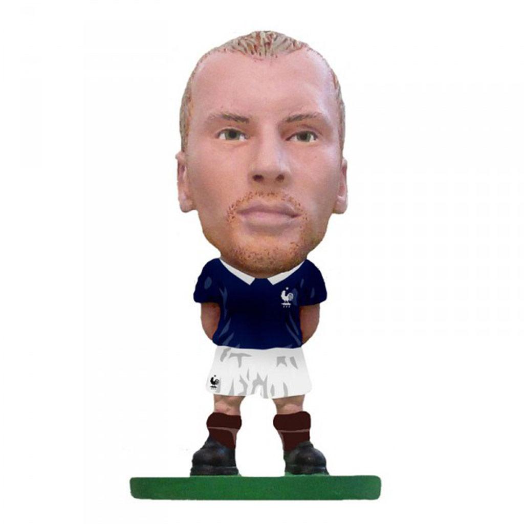 Figurine football \'Jeremy Mathieu\' FFF - Equipe de France - [N6646]