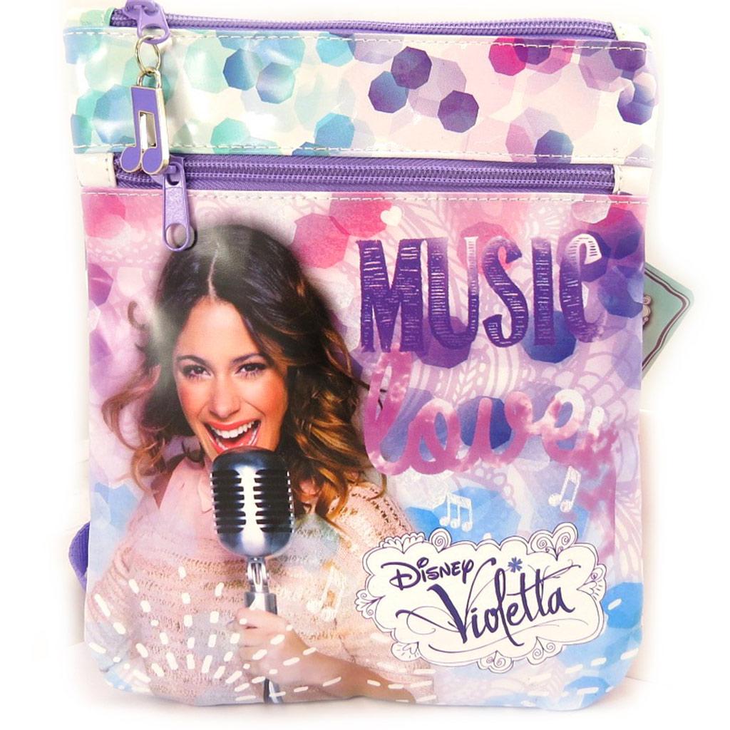 Sac créateur \'Violetta\' violet - [L4758]