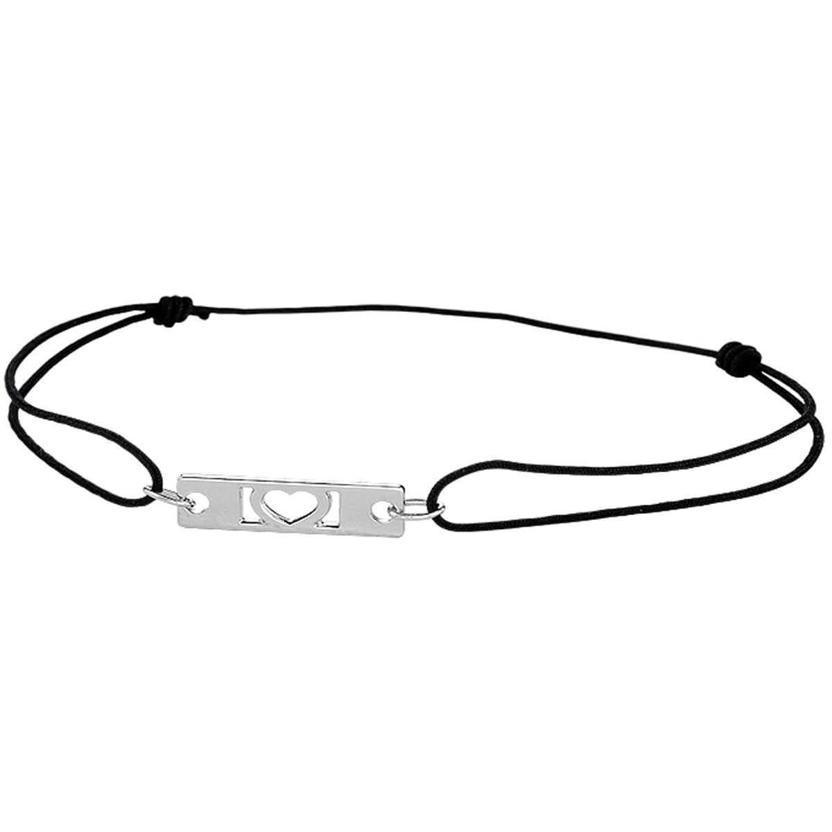Bracelet Argent \'Love\'  - [L0086]