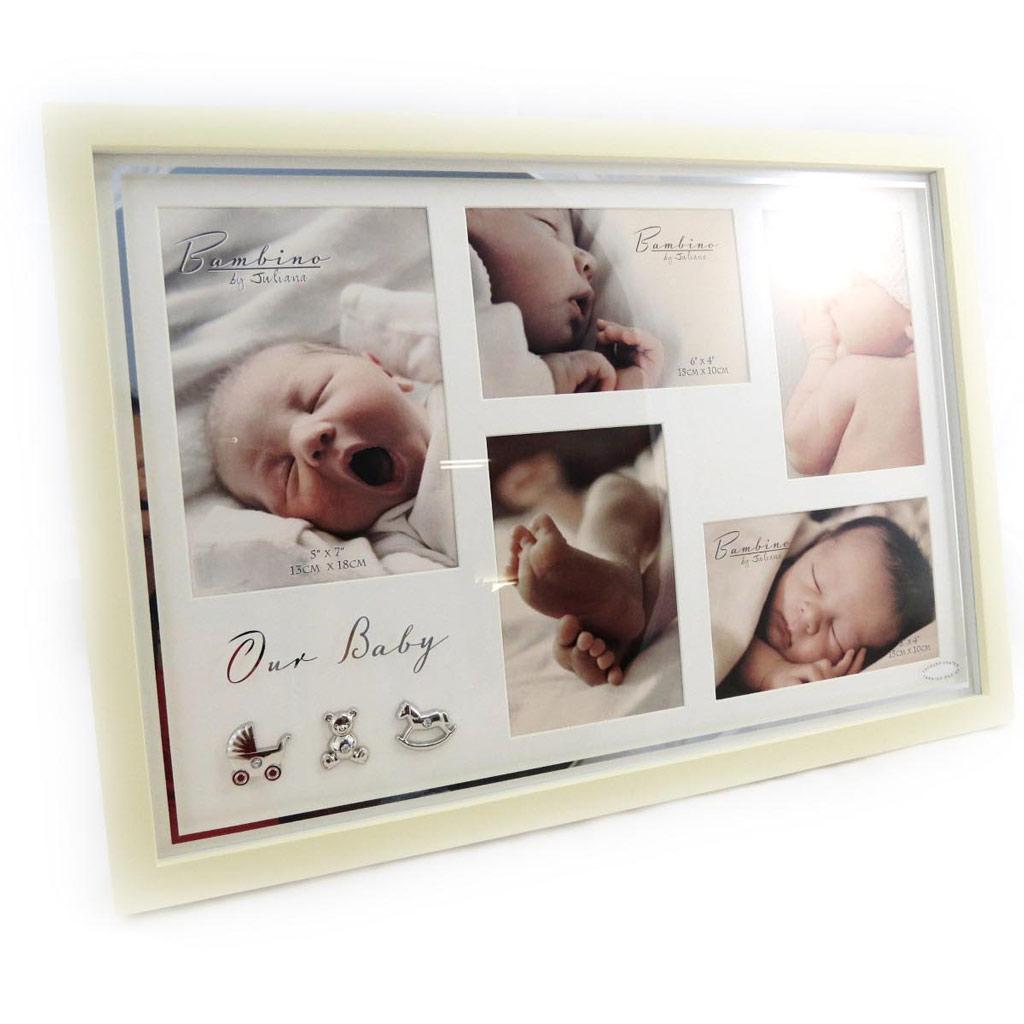 Pêle-Mêle \'Mon Ange\' Our Baby - [J3213]