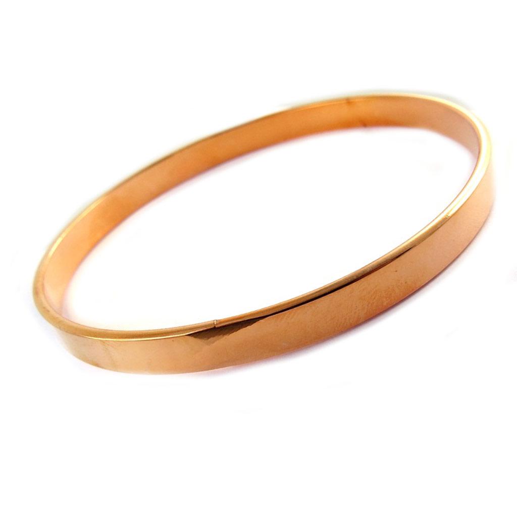 Bracelet \'Chorégraphie\' doré rosé - [N5432]