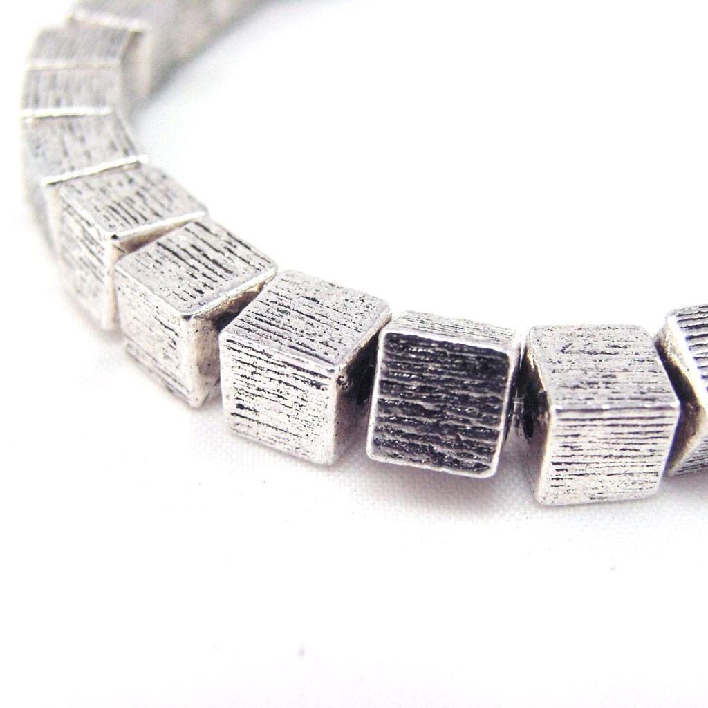 Bracelet \'Kilimanjaro\' Argenté - [F1709]