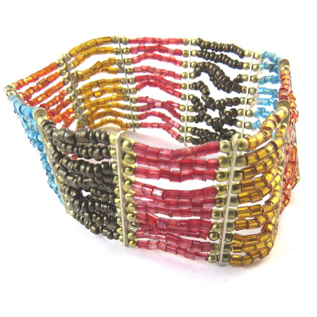 Bracelet \'Kunju\' Tutti Frutti  - [B8175]