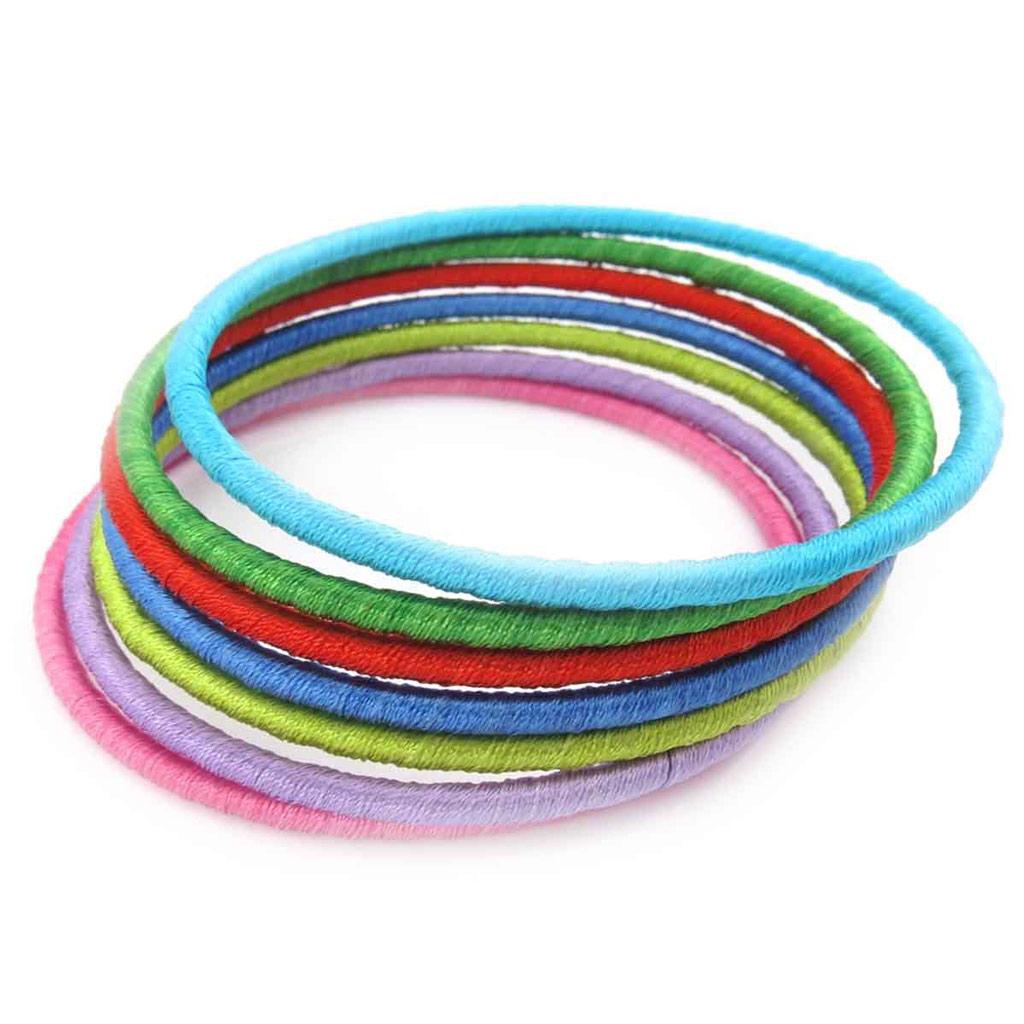 Bracelet créateur \'Coloriage\' tutti frutti - [J9171]