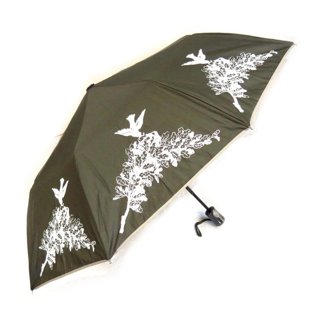 Parapluie automatique \'Tour du Monde\' noir  - [K6753]