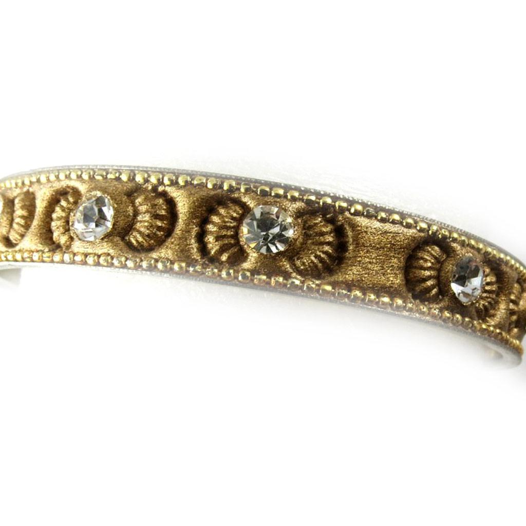 Bracelet \'Palanquin\' Doré  - [B8588]