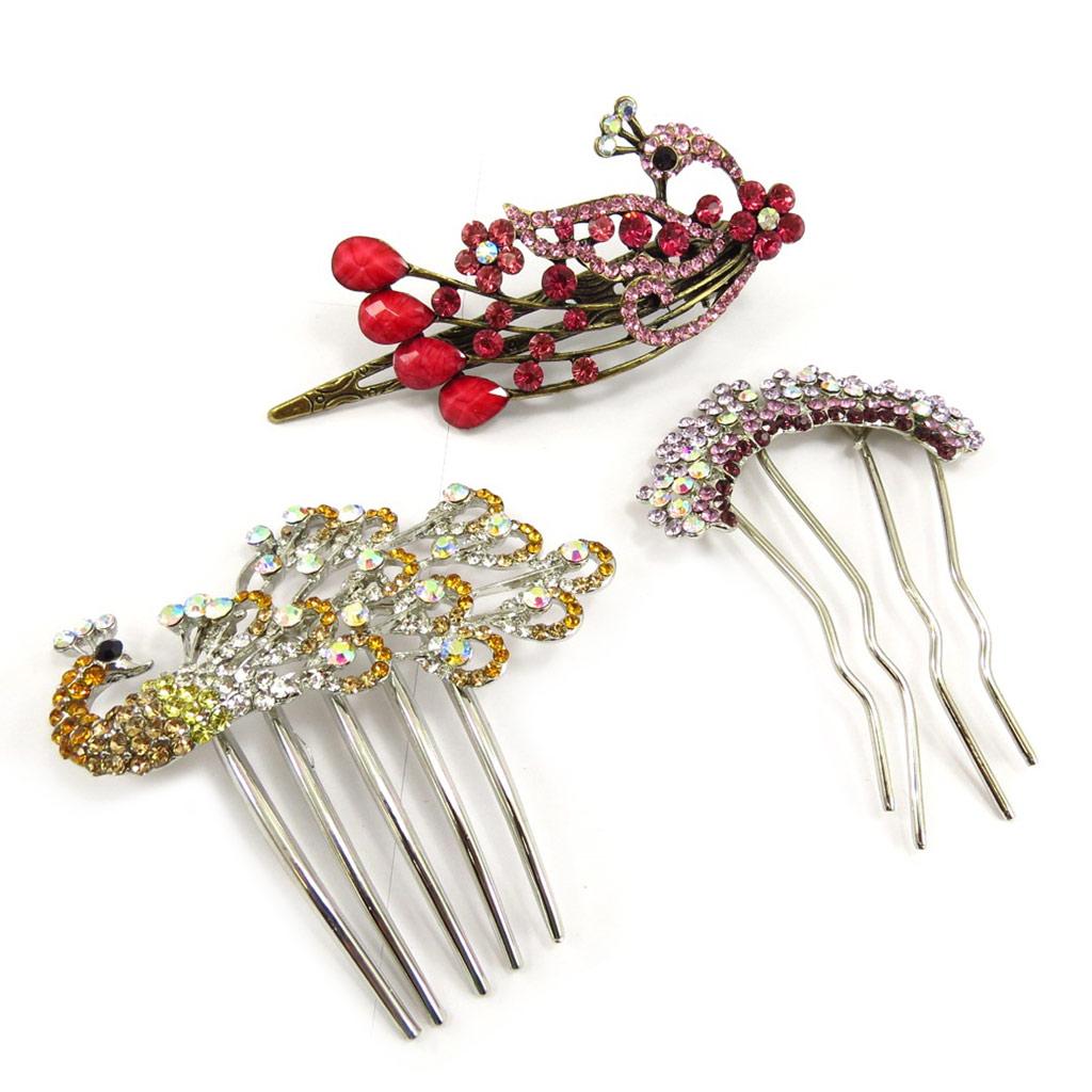 Set de 3 accessoires \'Sissi\' (3 pièces) - [K6917]