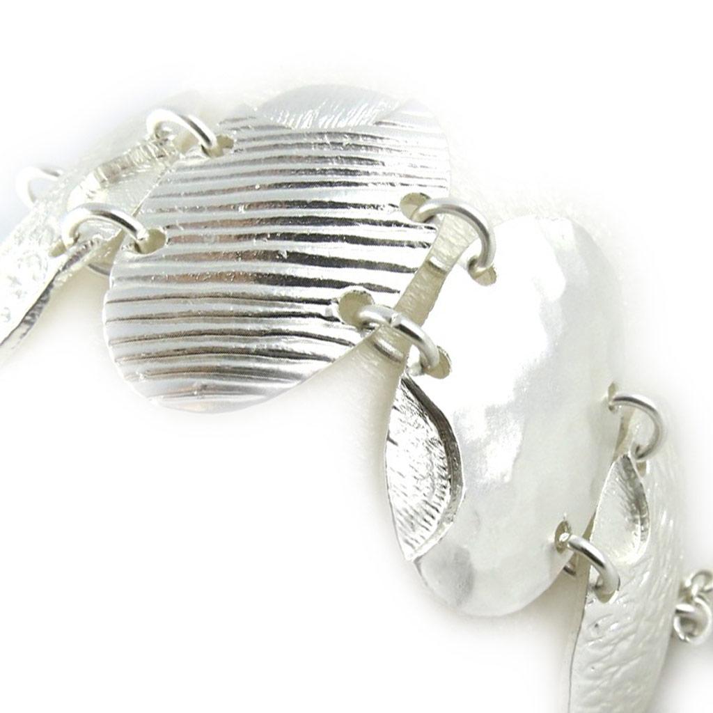 Bracelet Créateur \'DV - Antica\' Argenté - [B9250]