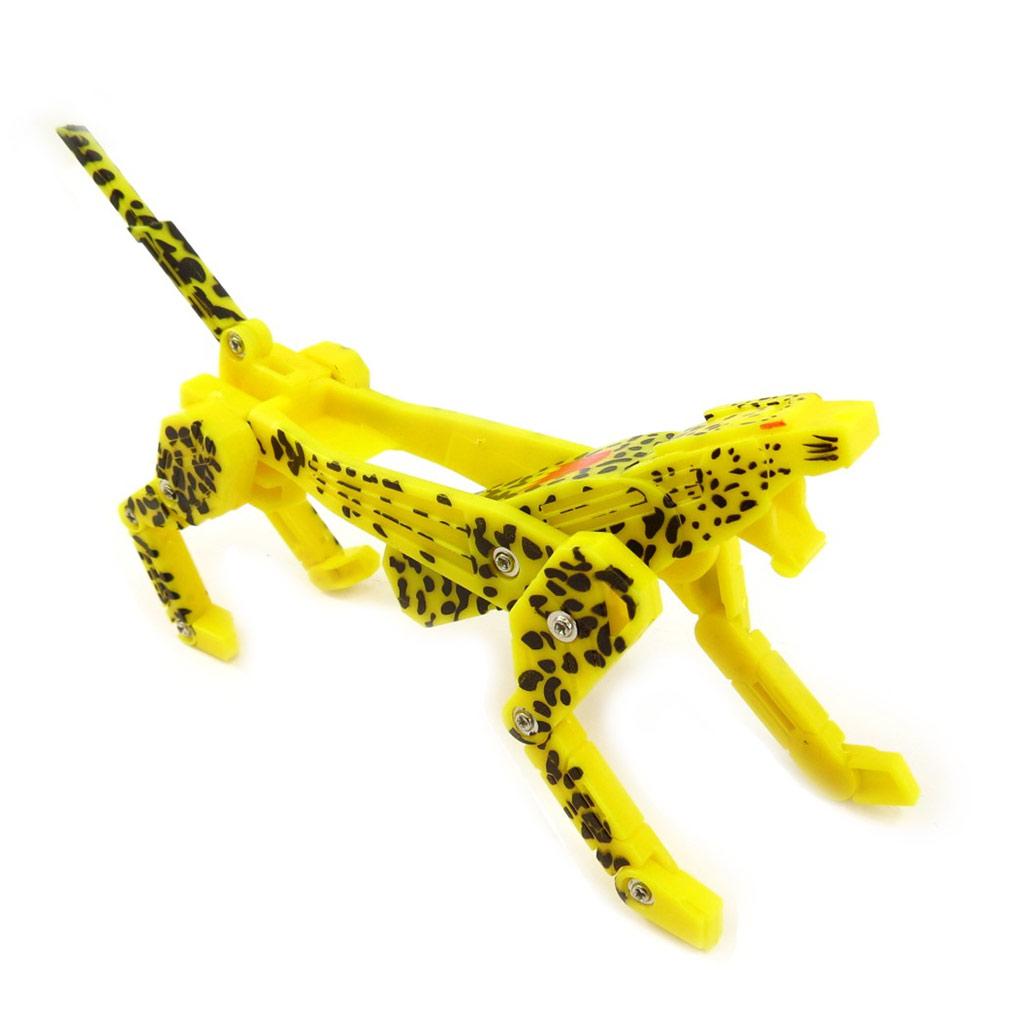 Clé USB \'Guépard\' jaune (8Go) - [K7127]