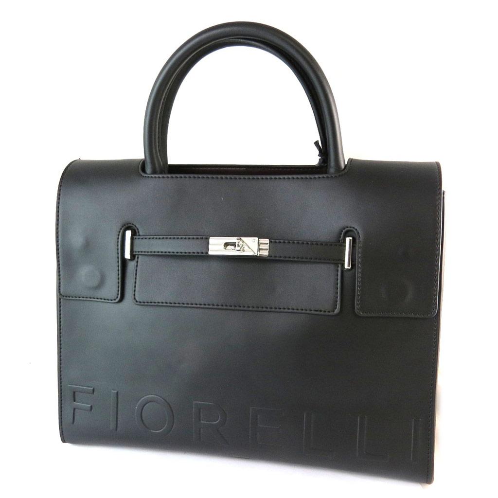 Sac créateur \'Fiorelli\' noir - 34x265x15 cm - [N9135]