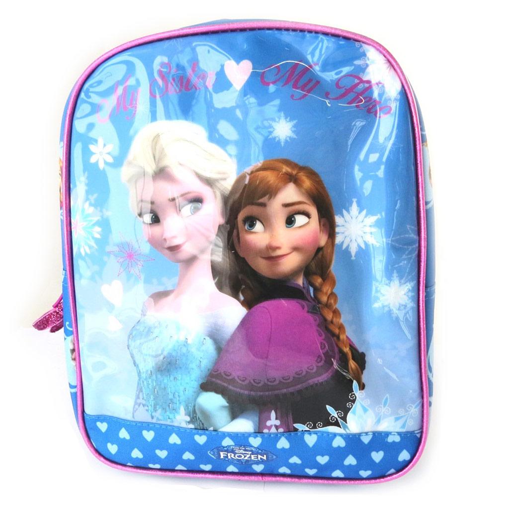 Sac à Dos \'Frozen - Reine des Neiges\' bleu rose (275x23x10 cm) - [M8298]