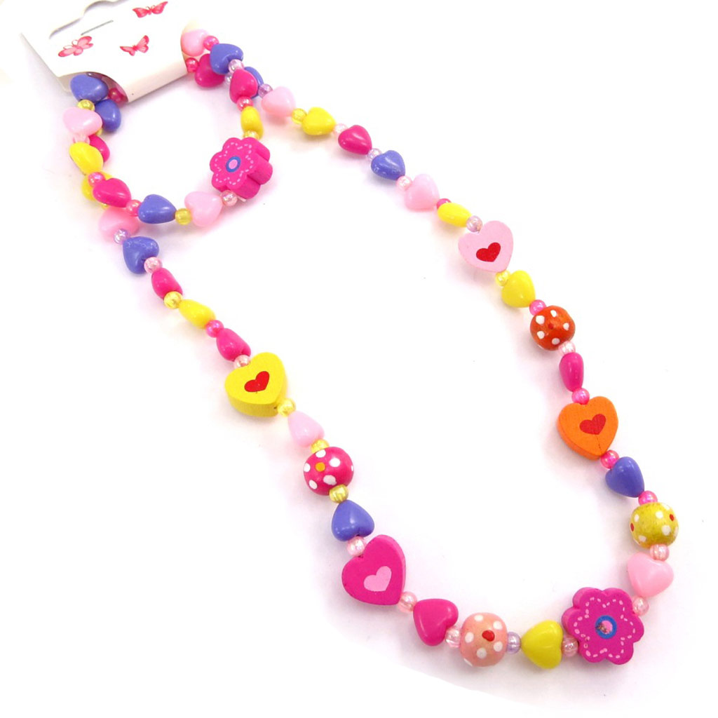 Parure \'Love\' Tutti Frutti  - [J9513]