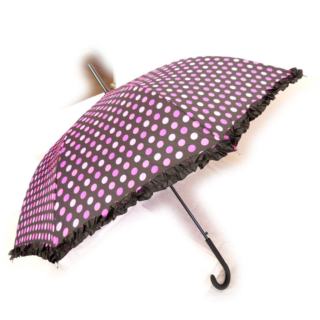 Parapluie Neyrat \'Coloriage\' violet - [J9596]