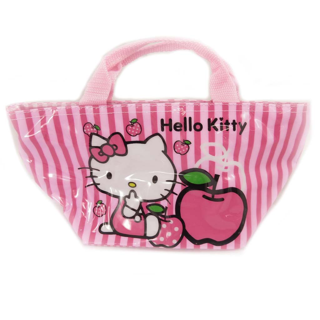 Sac shopping \'Hello Kitty\' rose - 30x15x14 cm - [A0501]