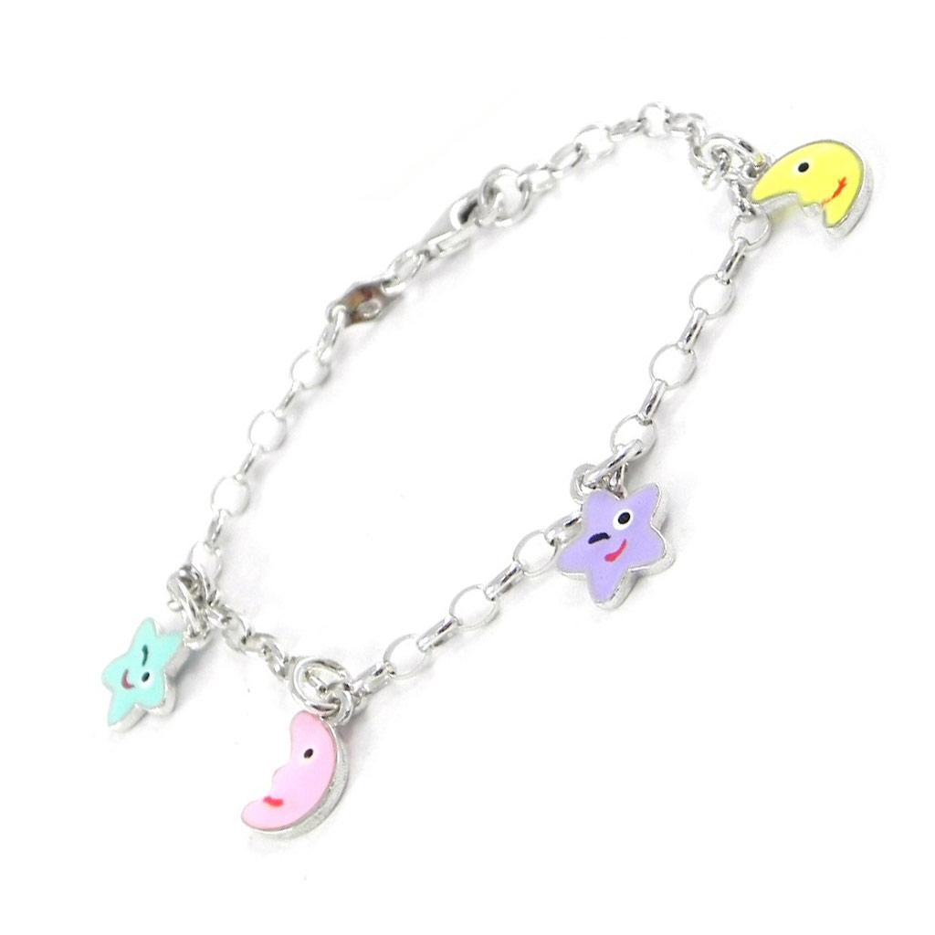 Bracelet Enfant \'Nuit Calme\' multicolore S&B - [H9122]