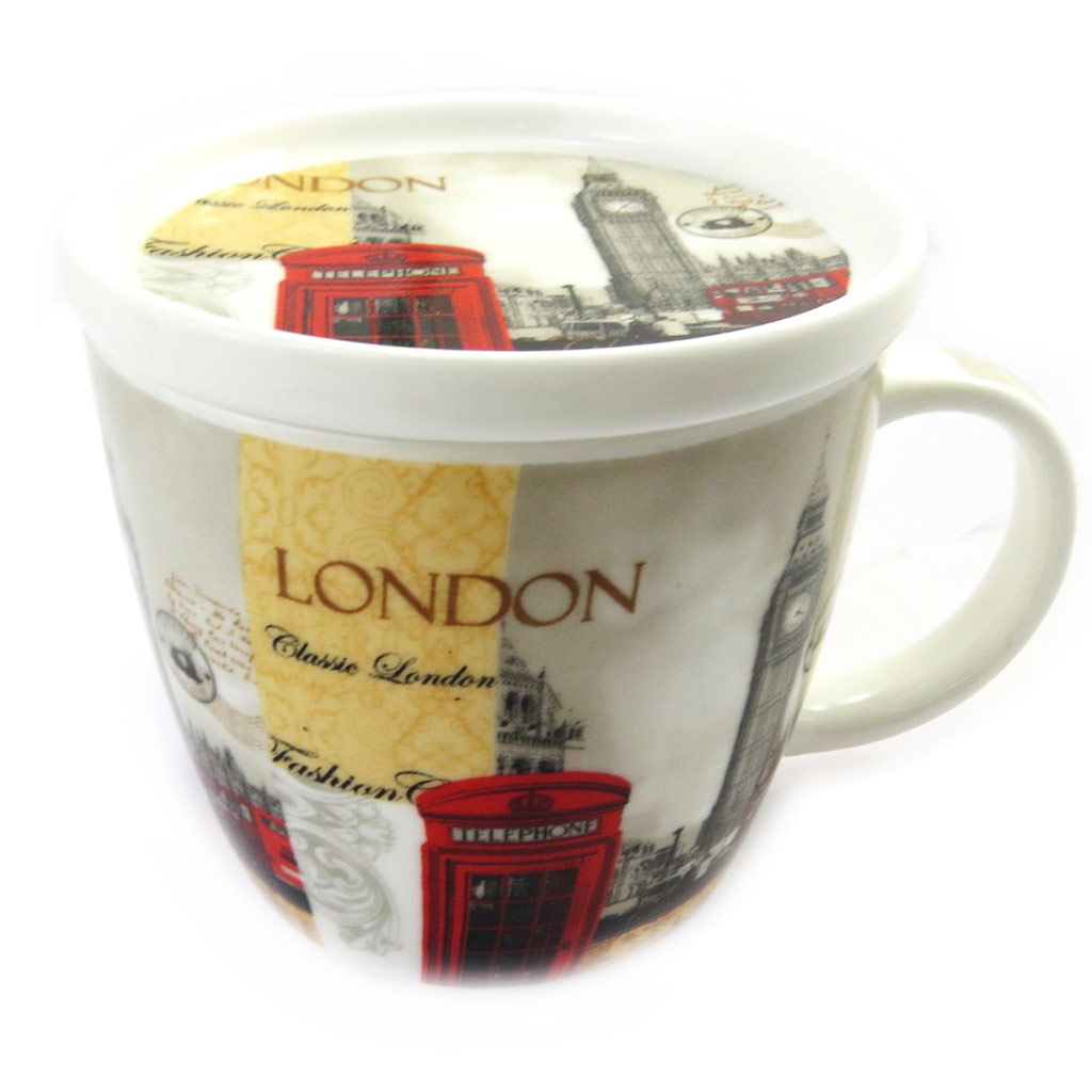 Tisanière \'So British\' Londres - [M6752]