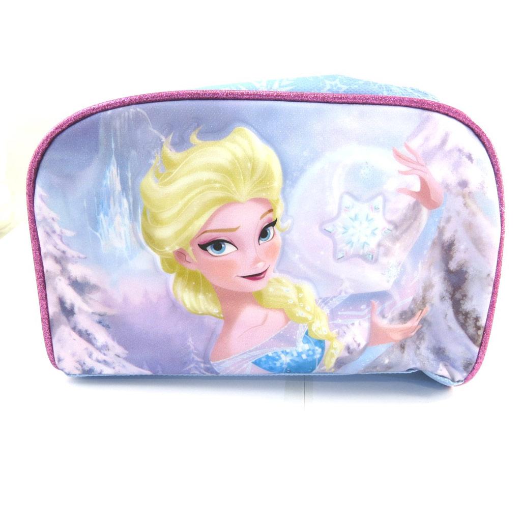 Trousse de toilette enfant \'Frozen - Reine des Neiges\' violet - [M6839]