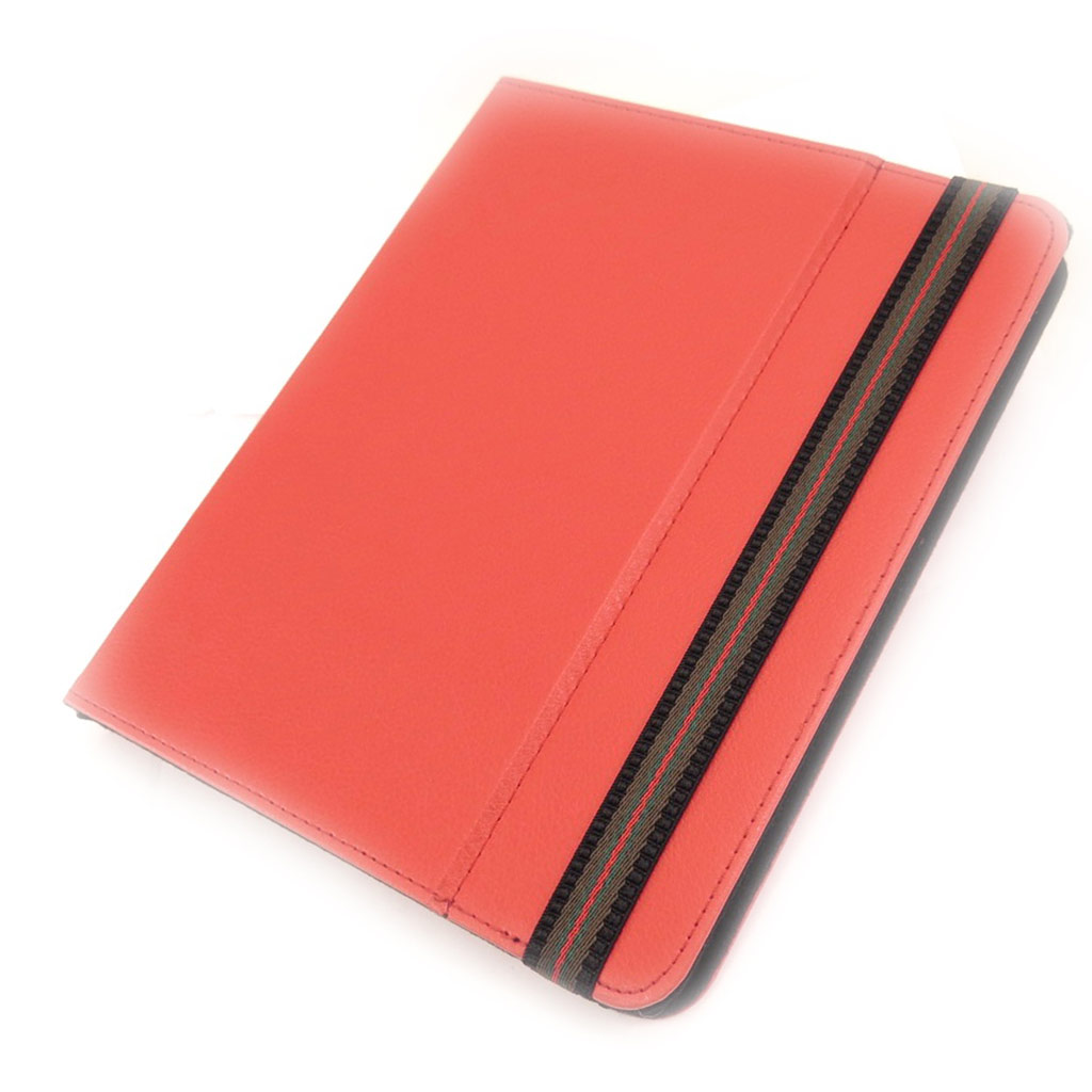 Coque Ipad \'Indispensable\' rouge (97\') - [K8168]