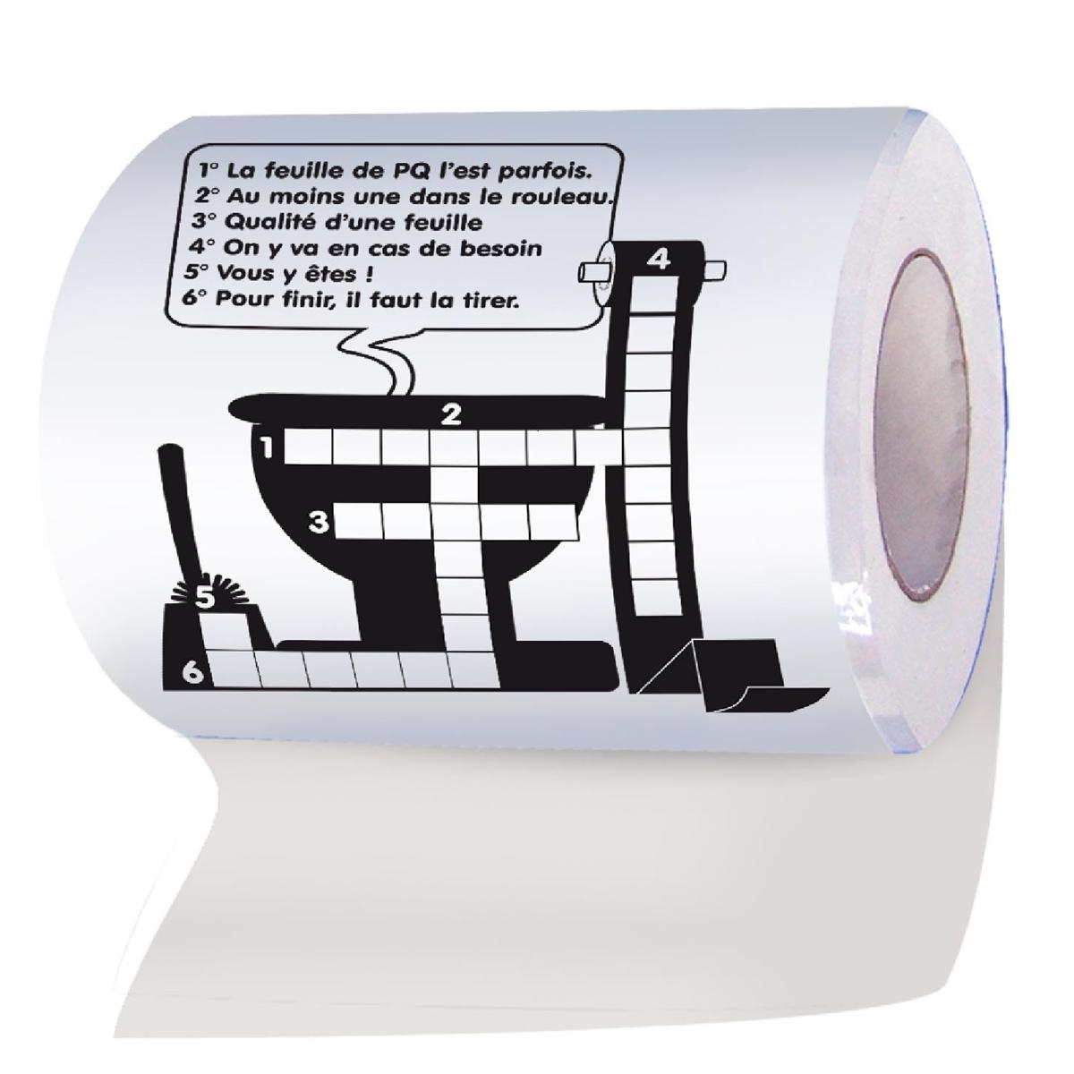 Rouleau WC \'Pour cette occasion \'  - [P8762]