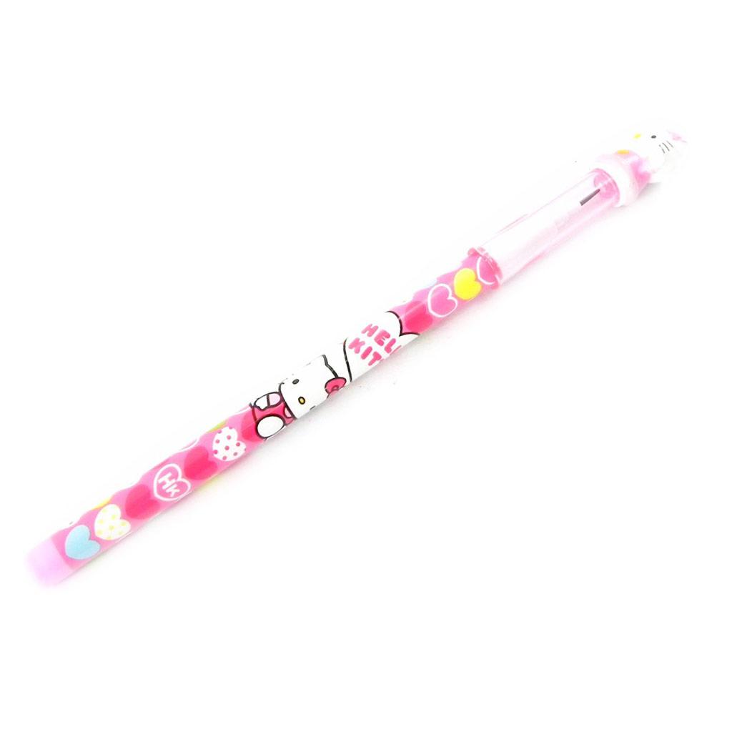 Crayon \'Hello Kitty\' rose - 16 cm - [I2034]