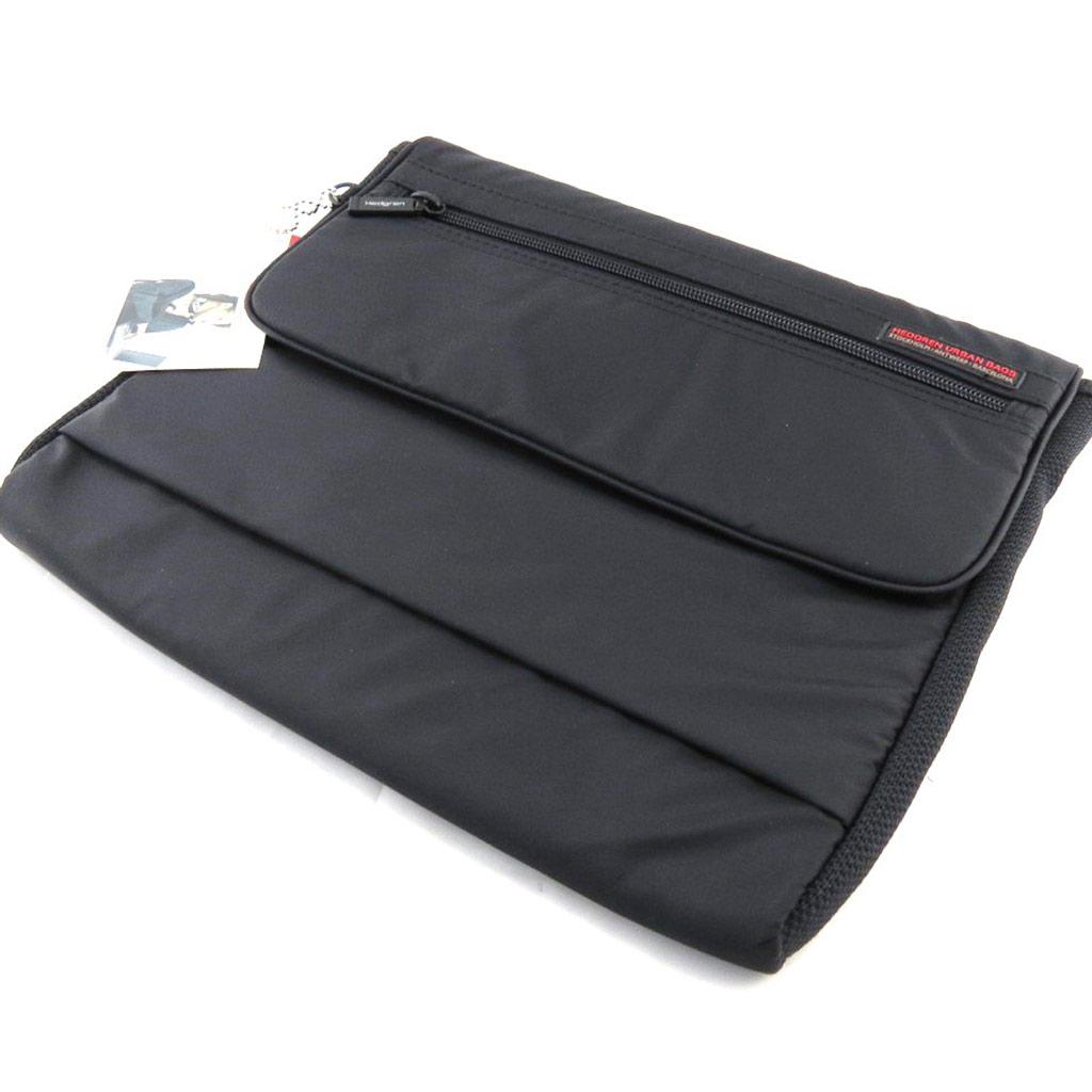 Housse ordinateur portable \'Hedgren\' noir (S) - 28x24 cm - [J1446]