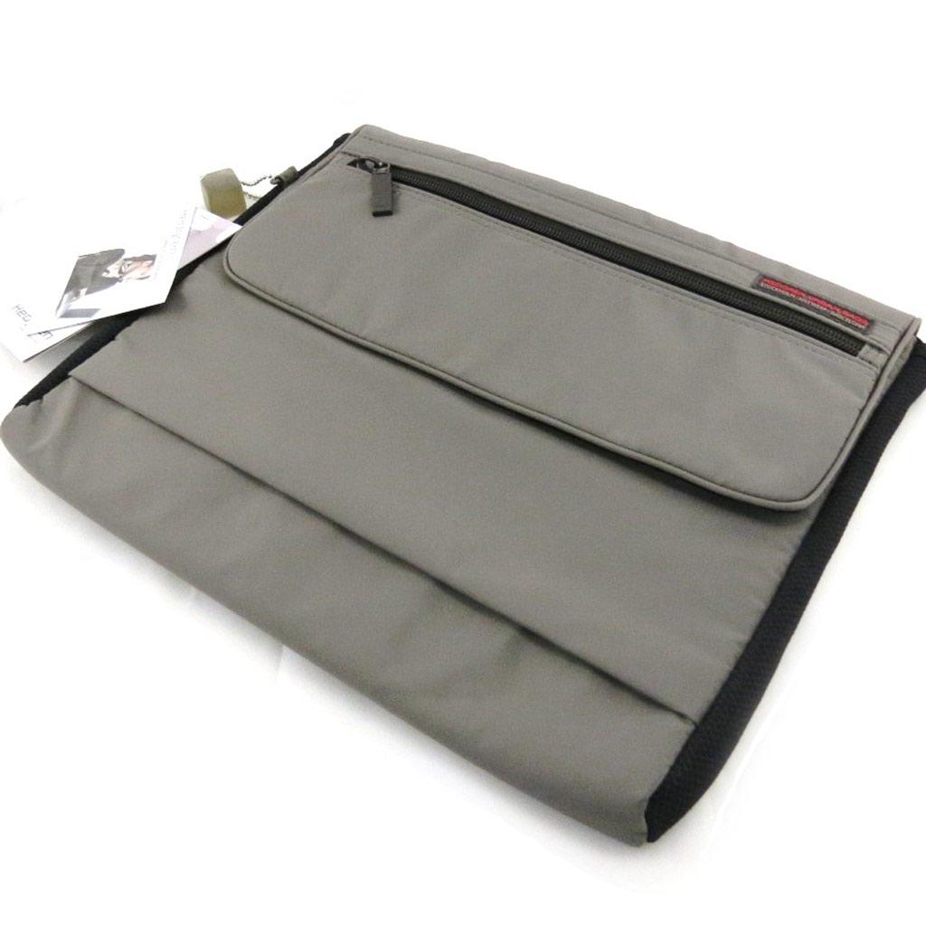 Housse ordinateur portable \'Hedgren\' taupe (S) - 28x24 cm - [J1475]