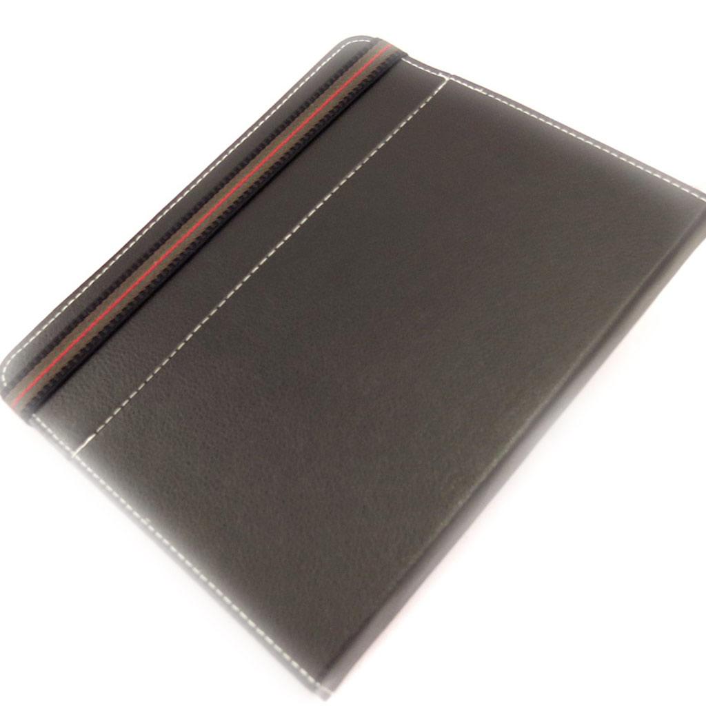 Coque Ipad \'Indispensable\' noir (97\') - [K8197]