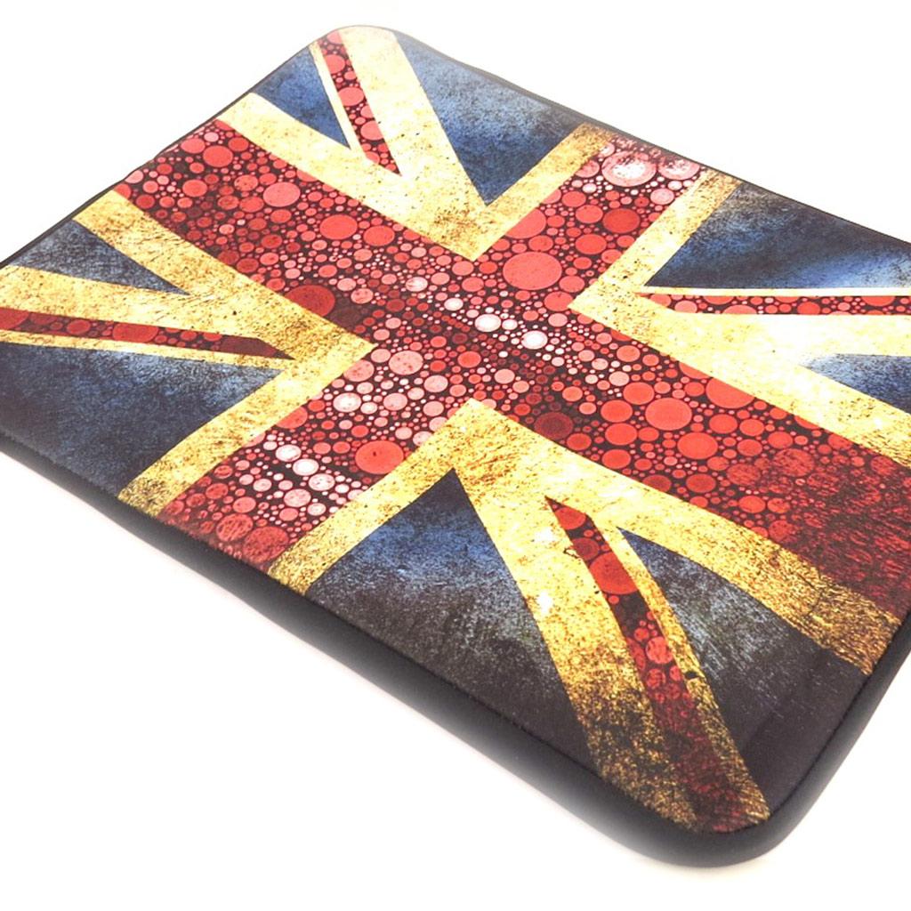 Housse ordinateur portable \'So British\' néoprène (15\') - [K8201]