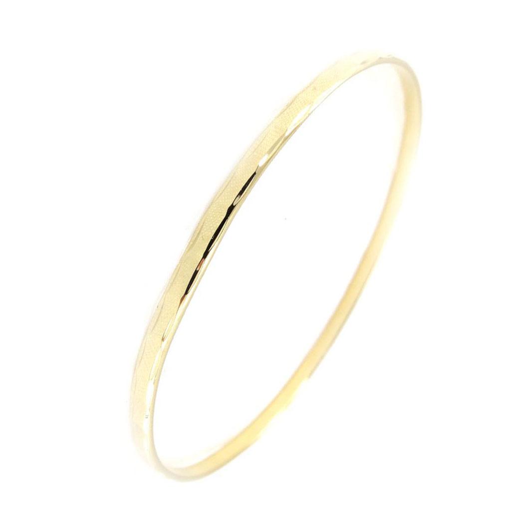 Bracelet Plaqué Or \'Chorégraphie\'  - [F9361]