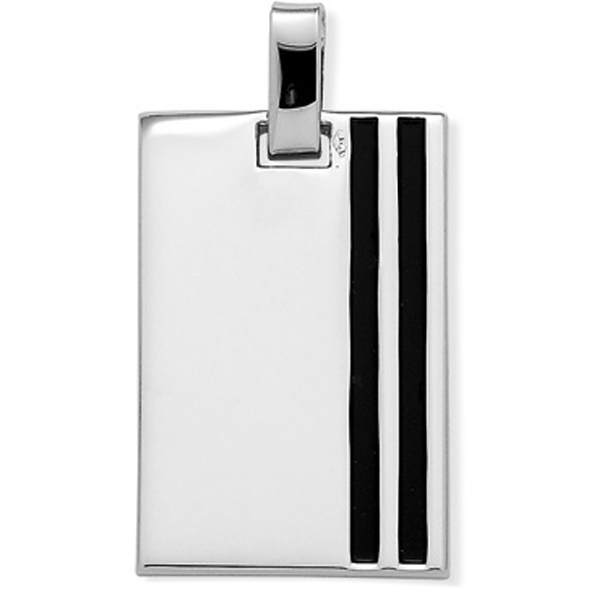 Médaille argent \'Caesar\' - 30x16 mm - [M4969]