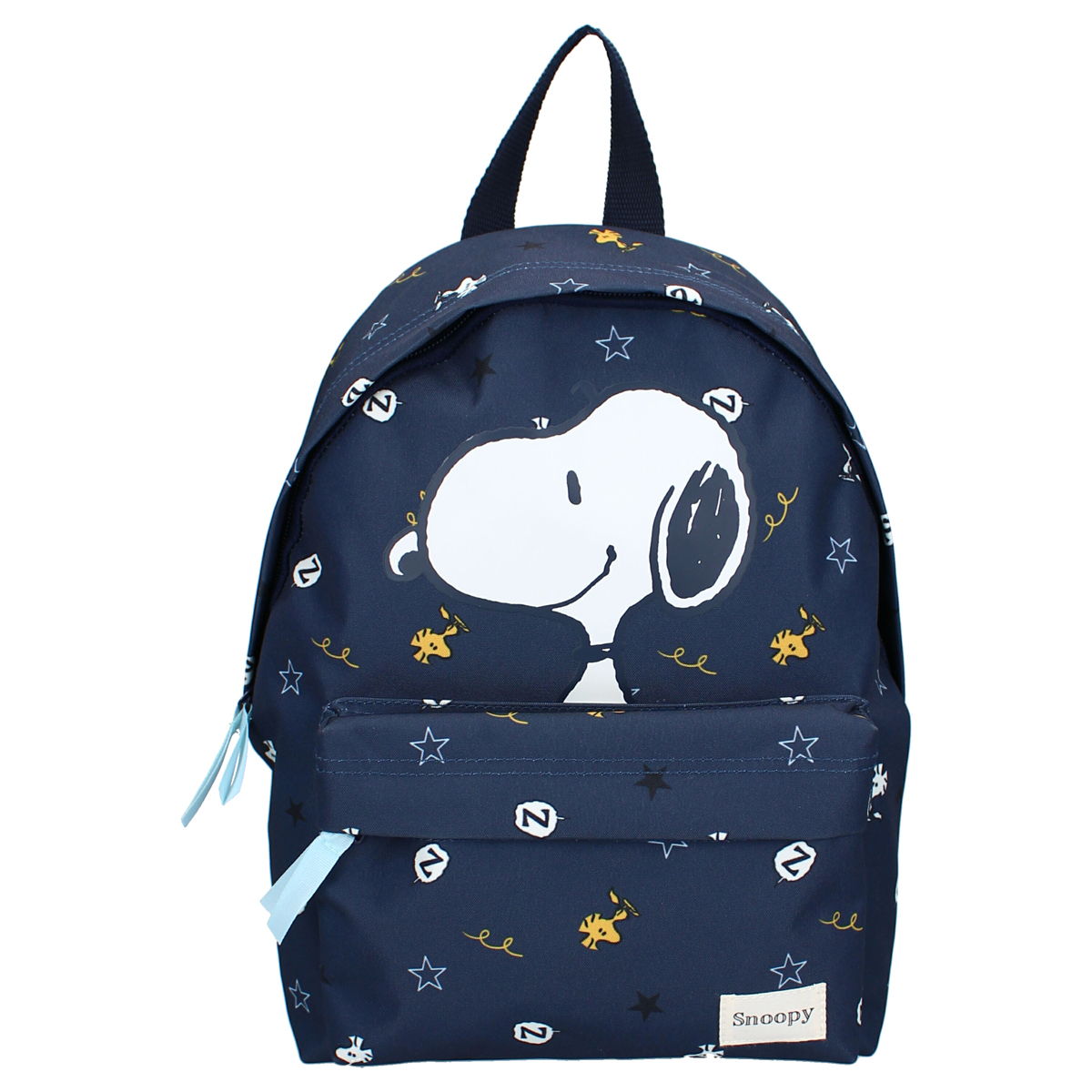 Sac à dos créateur \'Snoopy\' marine - 31x22x12 cm - [A3058]