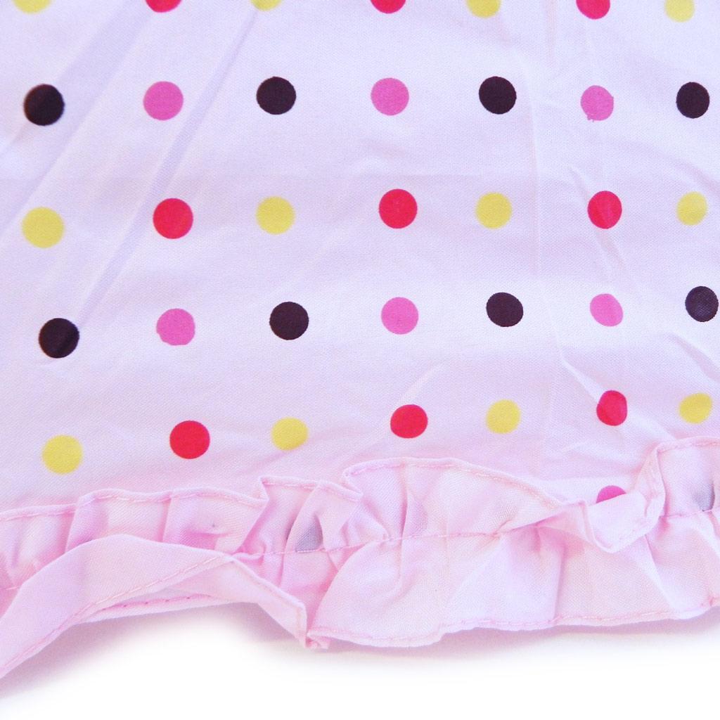 Parapluie \'Happy Days\' rose pâle - 30 cm - [H0565]