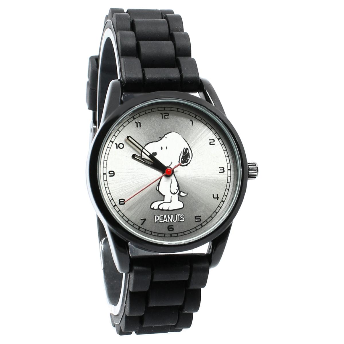Montre créateur \'Snoopy\' noir - 33 mm - [R5569]