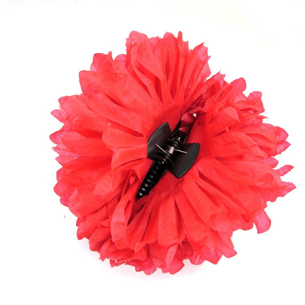 Pince géante \'Vahiné\' rose - 18 cm - [L3115]