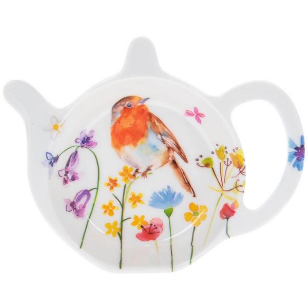 Repose sachets \'Garden Birds\' multicolore - 12x10 cm - [R5646]