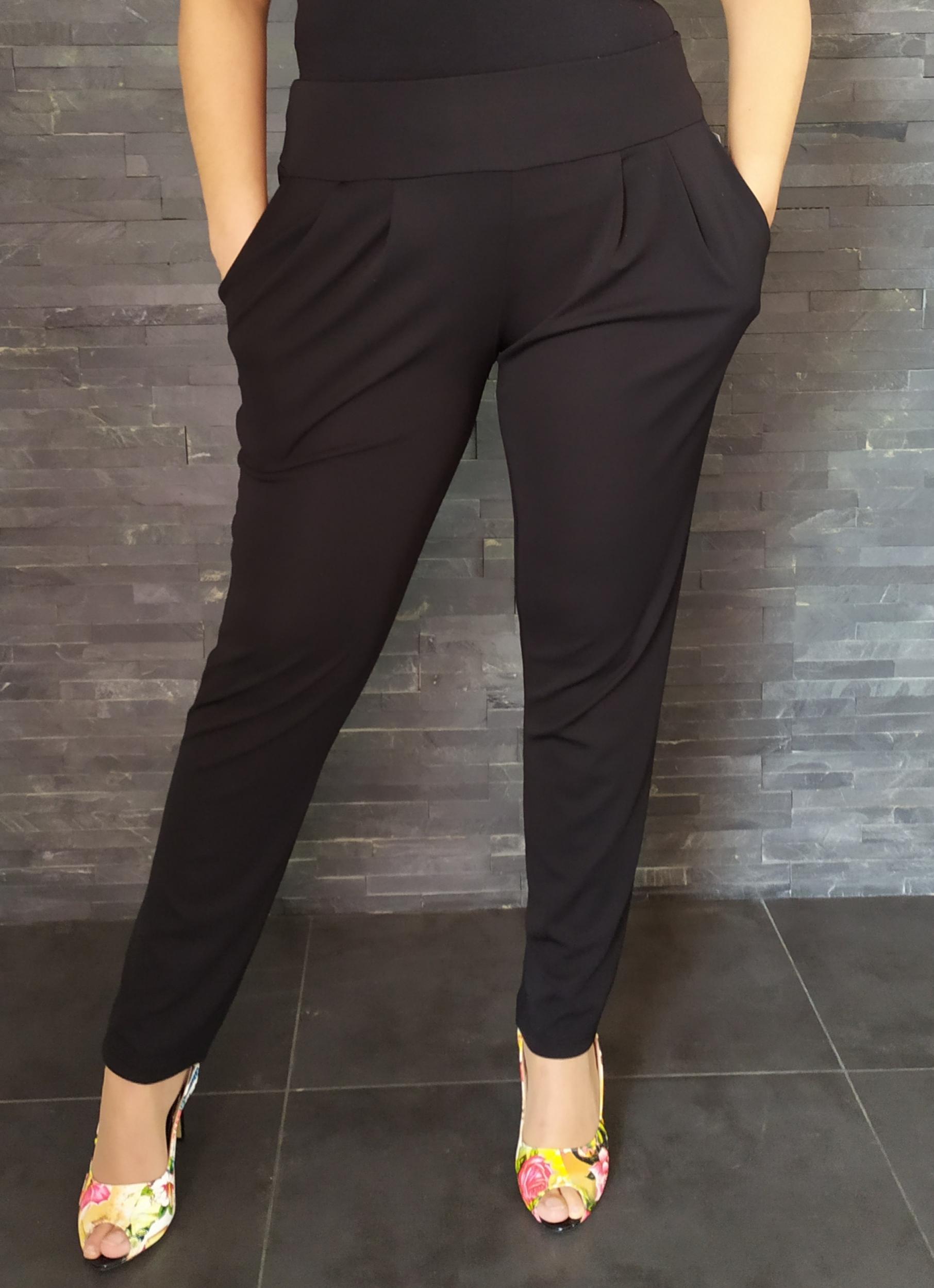 Pantalon chic avec poches