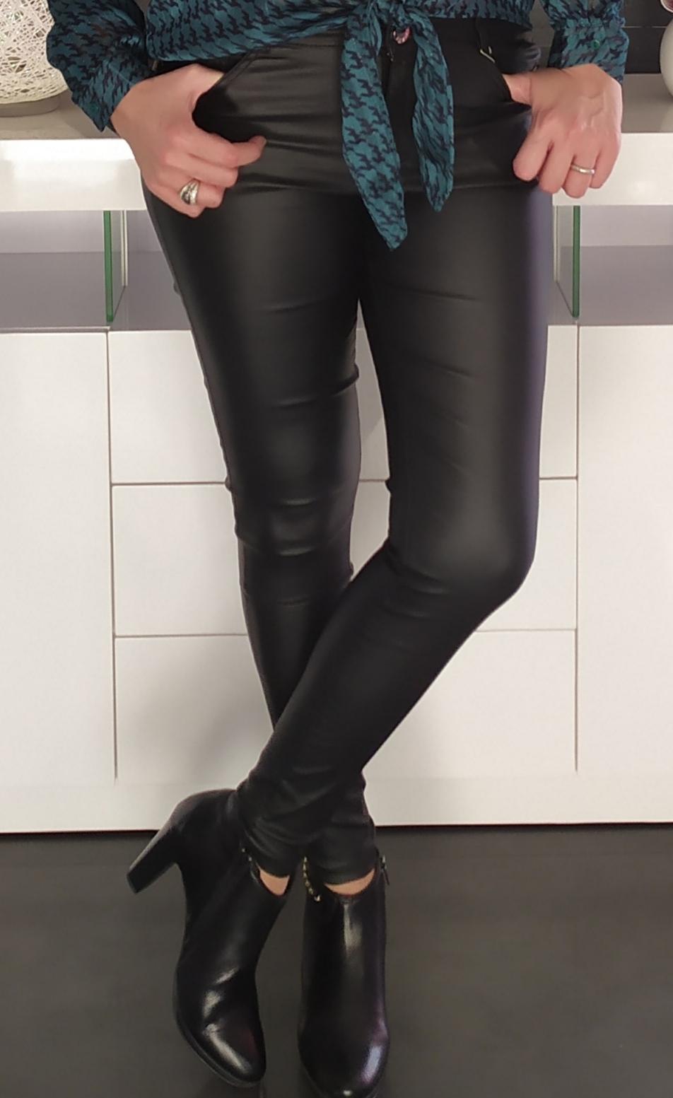 Pantalon Enduit